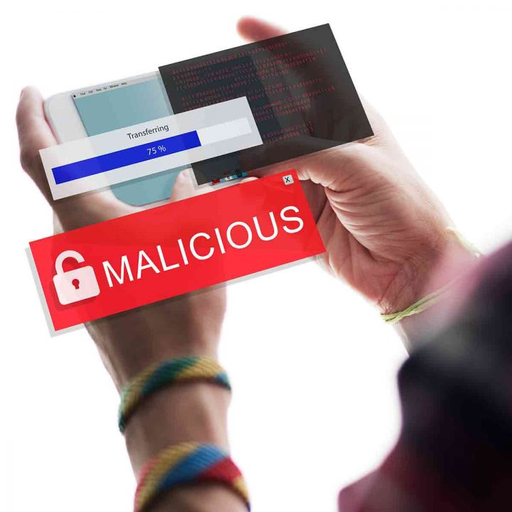 Malicious phone scams